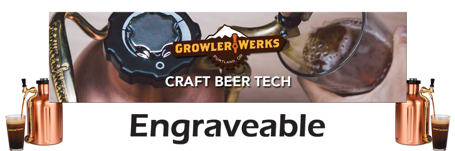 GrowlerWerks - Beer Growlers