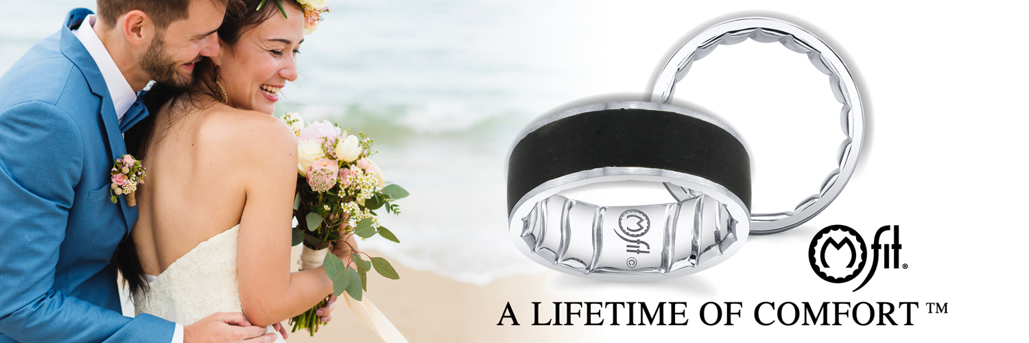 M-Fit Wedding Bands